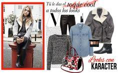 Cualquier #look es mejor con un toque de #color y #diversión. Hoy os dejamos con este #estilismo #casual combinado con el #bolso de #Minnie de #Karactermania. #fashion #inspiration #ootd #outfit #disney