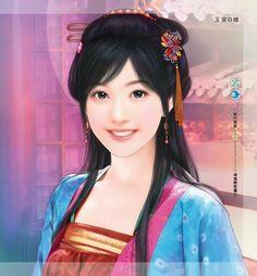 Mi3 asian woman