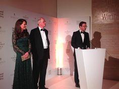 Duchess of Cambridge attends 2017 Portrait Gala