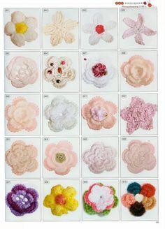 Material de colecciòn imperdible en toda mano artesana que recièn se incia como para la que ya hace tiempo realiza labores a crochet ,e...