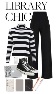 """Untitled #83"" by elsa-ebervik on Polyvore featuring Converse and Eccolo"