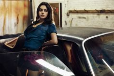 Mila Kunis is Undeniably Cool for the August Cover of Interview by Craig McDean