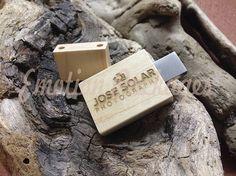 Wood USB pendrive laser engrave Pendrive USB de madera grabado a laser. #pendrivemadera #usbmadera #usblogo #pendrivelogo