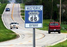 Route 66 - Springfield, Missouri