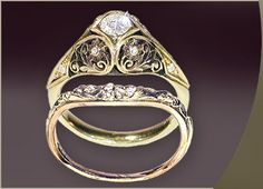 final by band created charming inspired wedding jewelry fantasy custom rings takayas x photo of