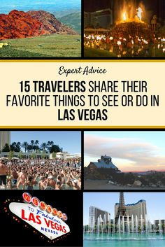There's no shortage of exciting things to do or see in Las Vegas!   To help you decide what adventures to have next time you visit Sin City, we asked 15 bloggers to share their favorite things to do in Vegas. Get their answers on our blog!