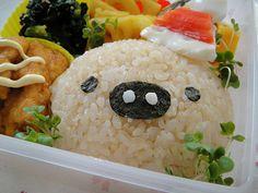 Piggies Bento by Cute Obento