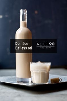 Baileys, Cocktails, Drinks, Irish Cream, Glass Of Milk, Whiskey, Smoothies, Food And Drink, Cooking Recipes