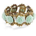ModCloth Fairytale Retro Rosie Bracelet