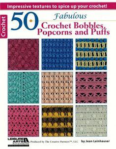 Maggie's Crochet · 50 Fabulous Crochet Bobbles, Popcorns and Puffs