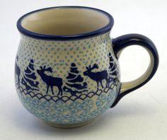 The Medium Belly Mug (Peaceful Season)