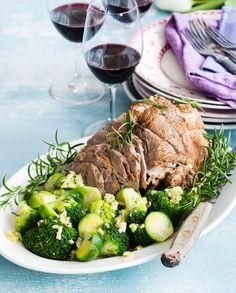 Cokislammas Easter Recipes, Easter Food, Steak, Beef, Meat, Steaks
