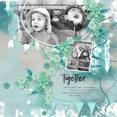 my arty pockets 9 templates by heartstrings scrap art layout by