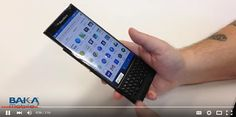 This Hands-On Video Shows BlackBerry's Android-powered Venice - http://blackberryempire.com/this-hands-on-video-shows-blackberrys-android-powered-venice/ #BlackBerry #Smartphones #Tech