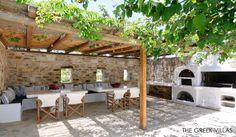 Luxury Antiparos Villas, Antiparos Villa Simone, Cyclades, Greece