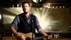 Blake Shelton - God Gave Me You (Official Video), via YouTube.
