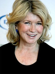 Martha Stewart (born Martha Helen Kostyra; August 3, 1941) is an American business magnate, author, magazine publisher, and television personality.