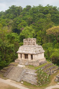 Palenque was a Maya city state in southern Mexico that flourished in the 7th century - rePinned by LocoGringo.com