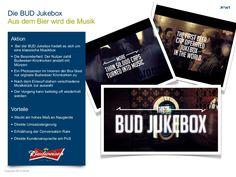 TWT Trendradar: Die BUD #Jukebox http://de.slideshare.net/TWTinteractive/die-bud-jukebox