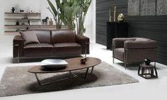 Leather Sofa Natuzzi