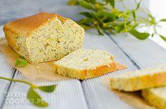 Cytrynowe ciasto z makiem