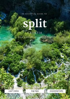 An Essential Guide To Split - A Make Believe World Travel Blog  #Croatia #Europe #Split