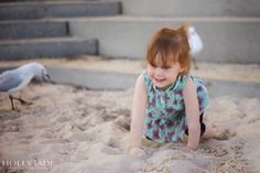 Danni and Justin's family shoot #beach #play #photography