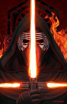 Kylo Ren by MetaWorks on DeviantArt