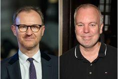 Mark Gatiss retrouve David Tennant et Michael Sheen à la distribution de Good Omens