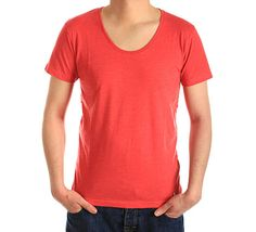 iriedaily - Subneck Tee red mel.
