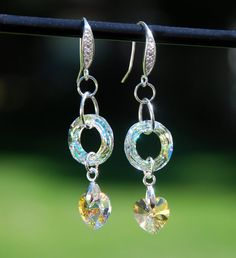 Hey, I found this really awesome Etsy listing at https://www.etsy.com/listing/235212197/swarovski-earrings-swarovski-heart