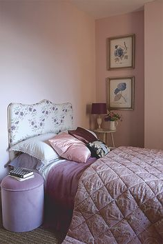 18 Romantic French Style Bedroom Ideas Home Bedroom Decor Stylish Bedroom, Cozy Bedroom, Bedroom Decor, Bedroom Ideas, Romantic Bedroom Colors, Romantic Bedrooms, Period Living, Bedroom Vintage, Vintage Room