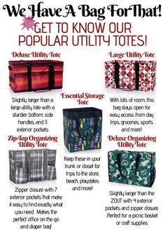 31 Bags Products Thirty One Bags
