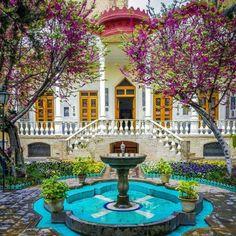 Historic Moghadam Museum , Tehran , Iran
