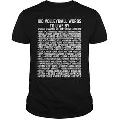 100 VOLLEYBALL WORDS TO LIVE BY