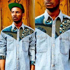 Stylish Male Ankara Styles