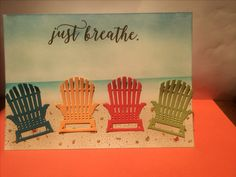 Stampin Up Colorful Seasons