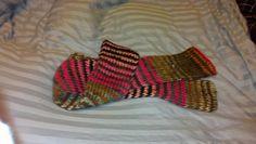 Ravelry: SaveTheGreyhounds' Striped ombre scarf 2