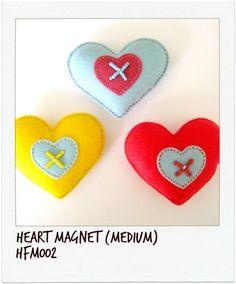 Heart Magnet (M)