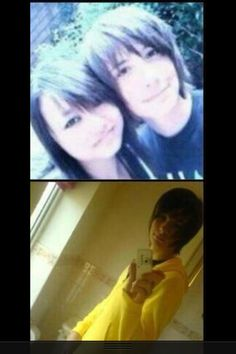 Fetus Dan Howell.<<<<who is that girl in the first picture (on the left)<<I'm pretty sure it's his ex-gf that he broke up with because of college