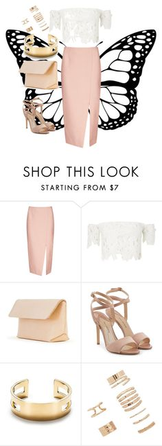 """2016 sweet elegance"" by abelaz on Polyvore featuring mode, C/MEO COLLECTIVE, Lipsy, Iala Díez, Paul Andrew, Tiffany & Co. et Forever 21"