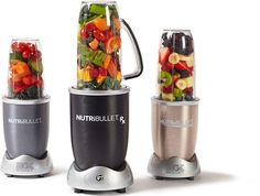 NutriBullet  The NutriBullet started a health revolution that has transformed millions of lives. Drink one delicious NutriBlast smoothie a day - packed with fruits and vegetables - and feel the tremendous effects that real, unprocessed, nutrition-extracted whole food can have on your health and well-being.