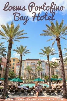 Why You Should Stay at Loews Portofino Bay Hotel on Your Next Universal Orlando Vacationo Orlando Travel, Orlando Vacation, Orlando Resorts, Vacation Trips, Vacation Resorts, Vacation Packages, Universal Orlando, Universal Studios, Seaworld Orlando
