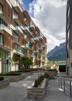 Vía Cordillera / JSª + DMG Arquitectos