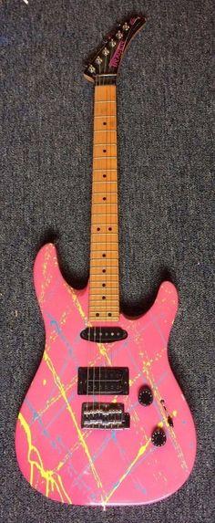 Rico suck guitars bernie jr