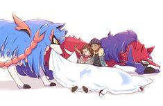 Pixel Pokemon, Pokemon Manga, Pokemon Ships, Pokemon Comics, Pokemon Funny, Pokemon Fan Art, Anime Manga, Pokemon Stuff, Kalos Pokemon