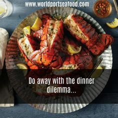 "Love how World Port Seafood helps me eliminate the ""dinner dilemma"" with quality and taste! #AD"