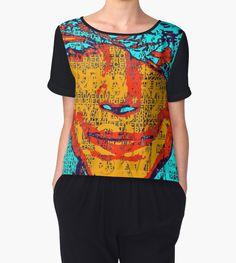 #Chiffon Tops #MurielCerf #Shirt #unisex #fashion #RootCat #roman Bien-Aimées