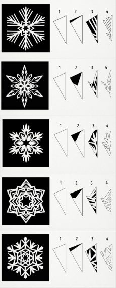 New origami christmas easy diy crafts 24 ideas Origami Design, Instruções Origami, Useful Origami, Paper Crafts Origami, Paper Crafting, Christmas Origami, Christmas Crafts, Paper Snowflake Template, Snowflake Origami