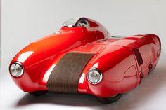 Bisiluro da corsa, Nardi – Mollino – Giannini, 1955,
